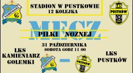 LKS Kamieniarz Golemki -  LKS Pustków