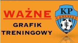 GRAFIK TRENINGOWY  ! ! !