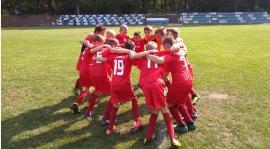 Młodziki zakończyły swój udział w rundzie zwycięstwem z Orłem Wojcieszów.