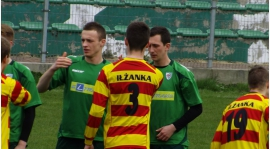 Zdjęcia z meczu Polonia Iłża - Iłżanka Kazanów