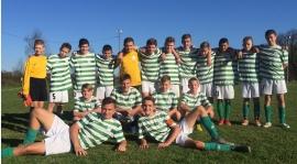 U15: Wygrana trampkarzy z Zielonymi Niegowić