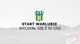Start Warlubie wycofuje się z rozgrywek!