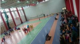 Turniej towarzyski w 2 Lo w Dzierżoniowie