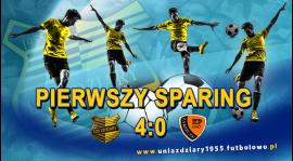 Sparing: LZS Zdziary - KP Zarzecze 4:0.