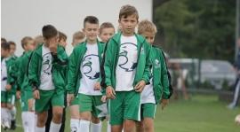 U13: Młodzicy walczą na pierwszoligowym froncie