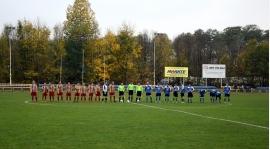 MZKS Pogoń Leżajsk 1-1 OKS Mokrzyszów