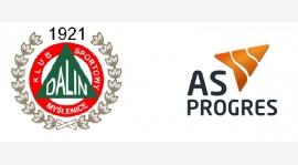 Dalin Myślenice - AS Progres. Pierwszy sparing w okresie przygotowawczym do rundy wiosennej