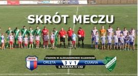 VIDEO: Skrót meczu Orlęta 3:1 Cuiavia Inowrocław