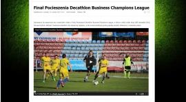 VIDEO - Finał Pocieszenia DECATHLON BCL - skróty ze spotkań
