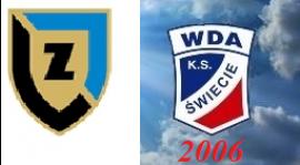 Liga okręgowa młodzika 8 kolekja CWZS II Bydgoszcz - WDA Świecie 2006 2:0