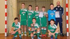 U13: Młodzicy mistrzem Halowej Ligi w Wiśniowej!