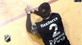 | video | BLK ŁDZ I zwycięzcą turnieju futnet w Żarnowie |