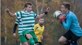 U17: Juniorzy młodsi zakończyli rundę jesienną efektowną wygraną