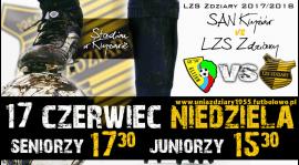 Zapowiedź 33 Kolejki: San Kłyżów - LZS Zdziary.