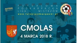 Futsalowa Miga Mistrzów- CMOLAS 2018