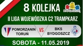 Zapowiedź VIII kolejki: Pomorzanin Toruń - BKS Bydgoszcz