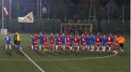 SEMP Warszawa vs MKS Piaseczno 1:2 (0:1)