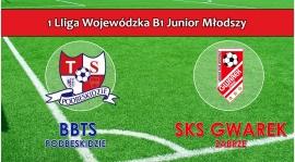 I LJM B1 I BBTS Podbeskidzie Bielsko Biała - SKS GWAREK ZABRZE 1:1