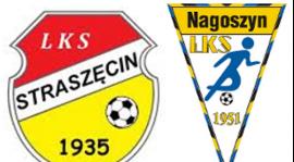 Straszęcin - Nagoszyn    1 - 1  (1-1)
