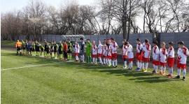 ROCZNIK 2006: Przegrana z Górnikiem Kłodawa