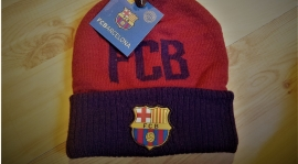 KONKURS! Do wygrania oficjalna czapka FC Barcelony!