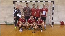Trzecie miejsce w Turnieju o Puchar Prezesa Klubu Sportowego Wicher Sadowne.