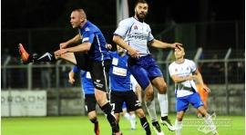 23. kolejka Nice 1 Ligi: Sandecja Nowy Sącz - MKS Kluczbork