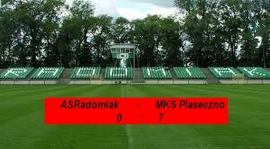 13 kolejka - Dzisiejszy mecz ostatecznie potwierdził awans naszej drużyny do I Radomskiej Ligi Okręgowej. Niestety po bardzo słabej grze ulegliśmy zespołowi zajmującemu I miejsce w tabeli aż 0  :  7.