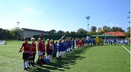 Turniej na zakonczenie wakacji organizowany przez MOSiR Radom