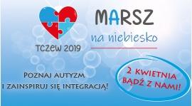 Wspieramy Marsz i Festyn na Niebiesko dla Autyzmu!