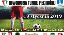 Noworoczny Turniej Piłki Nożnej już w sobotę