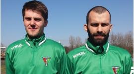 Trenerzy Borówka i Płatek z licencjami UEFA B
