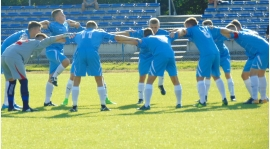 Kania Gostyń 2-0 (1-0) SKP Słupca ( I Liga Juniora)