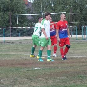 Tęcza Topólka - Victoria Smólnik 1:0 (0:0)