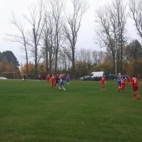 22.10.2017 LKS Zasów-Mokre 3-1 LKS  Borowiec Straszęcin