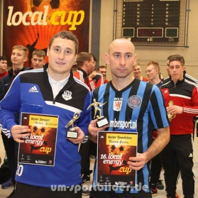 LOCAL ENERGY CUP 2016