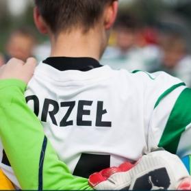 U15: Akademia Piłkarska 21 - Orzeł Myślenice (fot. B.Ziółkowski)