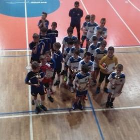 XVIII Halowe Mistrzostwa PPN Gorlice w piłce nożnej