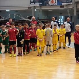 Arka Gdynia Christmas Cup (7.01.2017)