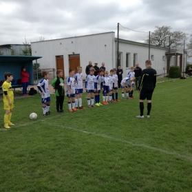 Liga Młodzika 14 kolejka Pomorzanin Serock 21.05.2017