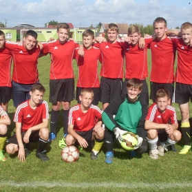 Zdjęcie drużynowe