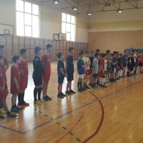 Mistrzostwa Miasta i Gminy Jaraczewo w Halowej Piłce nożnej