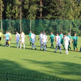 Zalesianka Zalesie vs Orkan Szczyrzyc (Puchar Polski)