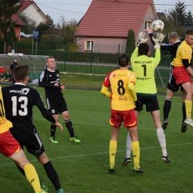 IV liga. Start Miastko - Drutex-Bytovia II Bytów 0:0