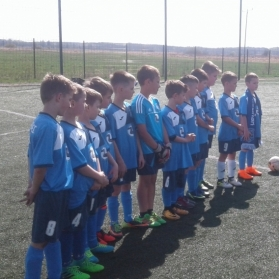 Mecze Szkółki Piłkarskiej 15.04.2018