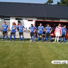 07.10.2018 - Unia Szklary Górne vs. Sparta II Rudna