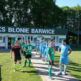 Błonie Barwice - Pogoń Połczyn-Zdrój 0:2 (0:1)