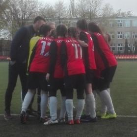 23.04.2017 IV liga: AKS Zły Warszawa - ŁKS Łochów 3:1 (2:0)