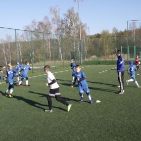 Turniej ligowy w Krostoszowicach - 04.11.2017