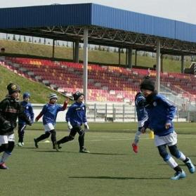Turniej ligowy w Świerklanach - 23.04.2017
